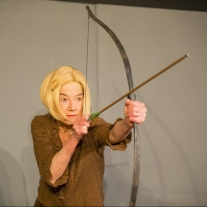 Penny with Arrow